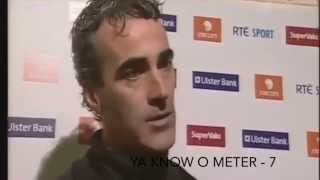 Jim McGuinness YA KNOW Donegal Manager