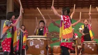 第3回岡崎桜まつり太鼓フェスティバル The Taiko Festival