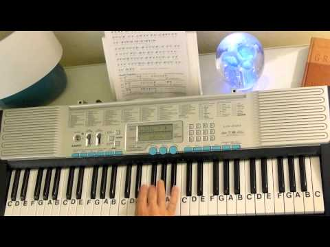 How to Play ~ 50 Ways to Say Goode ~ Train ~ LetterNotePlayer ©