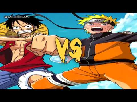 In water, luffy can't move a muscle and would be a sitting duck. Luffy Vs Naruto Rap Youtube
