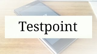 #Testpoint Xperia Z1