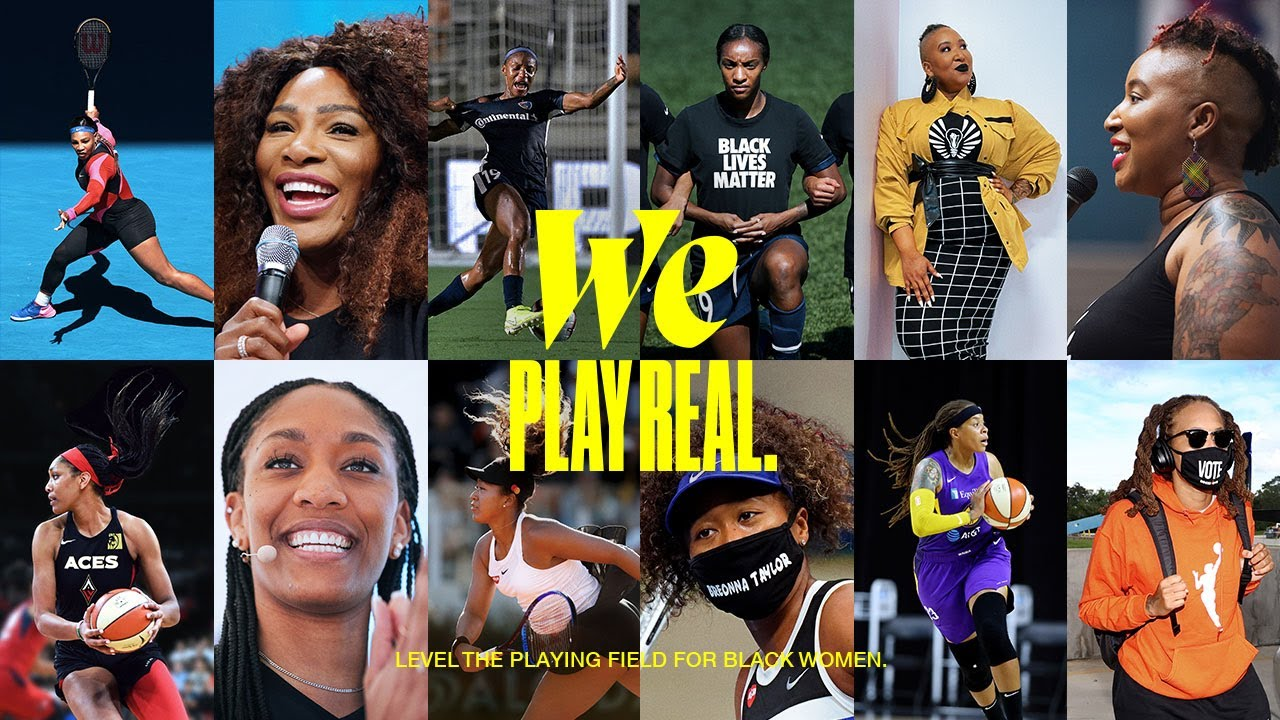 We Play Real | Nike