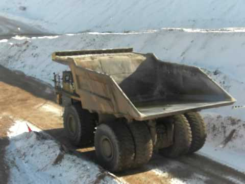Alderox Mining Haul Truck