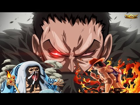 Katakuri Is Different From The Rest Of The Logia