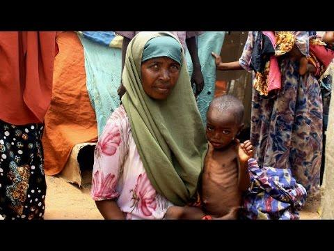 UN: Famine threatens millions in Africa