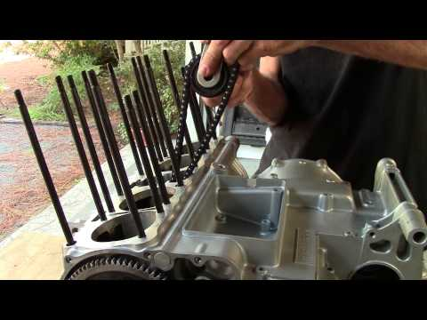 73 Honda CB750 Custom Build Episode 12 - Primary & Timing Chain Inspection