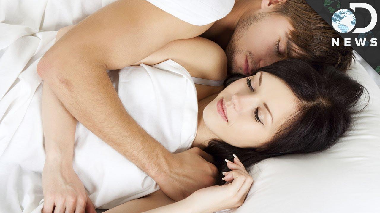 How Sleep Can Improve Your Sex Life - YouTube