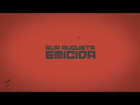 Rua Augusta - Emicida (Lyric video) SHAOMOVIE #8