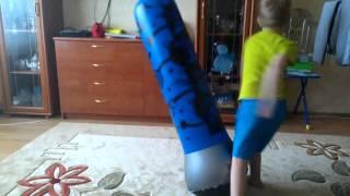 Детская боксерская груша(Детская боксерская груша., 2015-01-31T11:50:04.000Z)