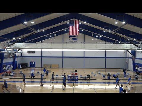 L&C Trailblazers vs. Vincennes University - Men's Basketball - February 20 2021