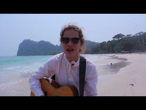 Dul Jaelani - Larut (Dewa 19 Cover) Pulau Sangiang