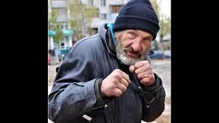 КАК я НАКОРМИЛ БЕЗДОМНОГО/ How I fed the homeless