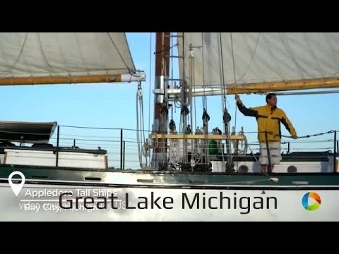 Great Lake Michigan - Travel & Tourism
