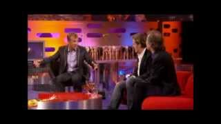 Eddie Izzard and Harry Shearer on The Graham Norton Show Oct 2008 part 2 of 4