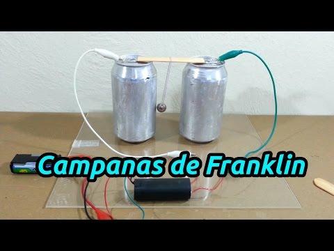 Experimento de las Campanas de Franklin