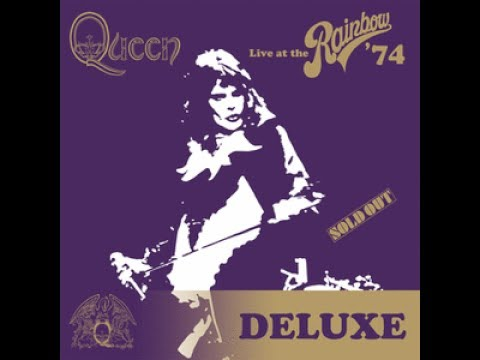 Queen seven seas of rhye live at the rainbow london november 1974