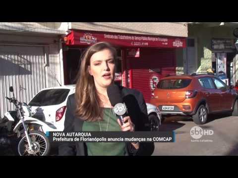Prefeitura de Florianópolis anuncia mudanças na COMCAP