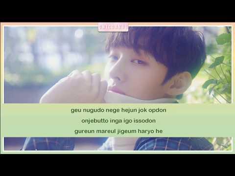 Free Download [easy Lyrics] Yoon Jisung (윤지성) -  (쉼표) Mp3 dan Mp4