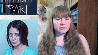 PARI Trailer Reaction  | Anushka Sharma | Parambrata Chatterjee