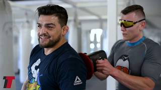 Kelvin Gastelum Fight Camp UFC 234