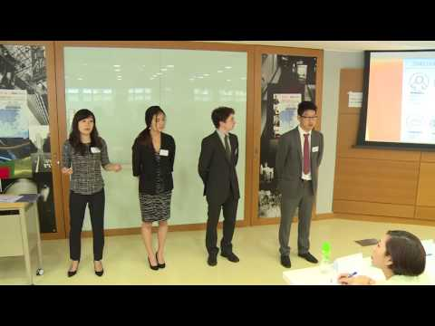 2016 Round 1 A1 HSBC/HKU Asia Pacific Business Case Competition