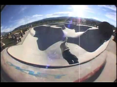 Thrasher Skateboard