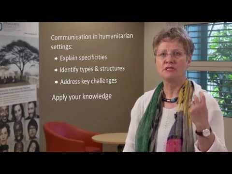 MOOC in Humanitarian Communication: Addressing Key Challenges