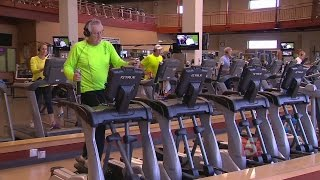Many New Year's Resolutions Begin In Local Gyms