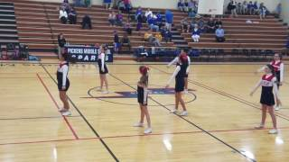 push it pickens middle cheer salt and pepper