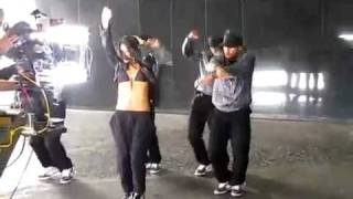 Cassie - Official Girl (Behind The Scenes: Coreography)