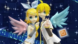 [MMD] Electric Angel feat. V4X Rin and Len
