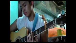 Your love - Erik Santos (My sudden cover. hehe.)