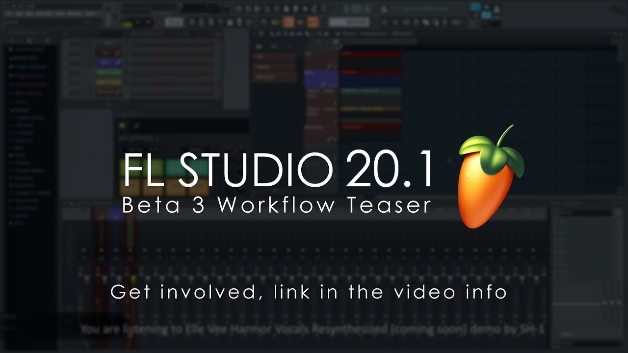 FL Studio 20.1.1 Jan 2019 Free Download
