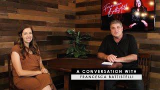 Francesca BattistelliTalks About Hęr Role in 'Gods Not Dead 4' + Family Life