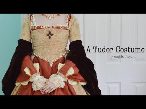 A Tudor Costume