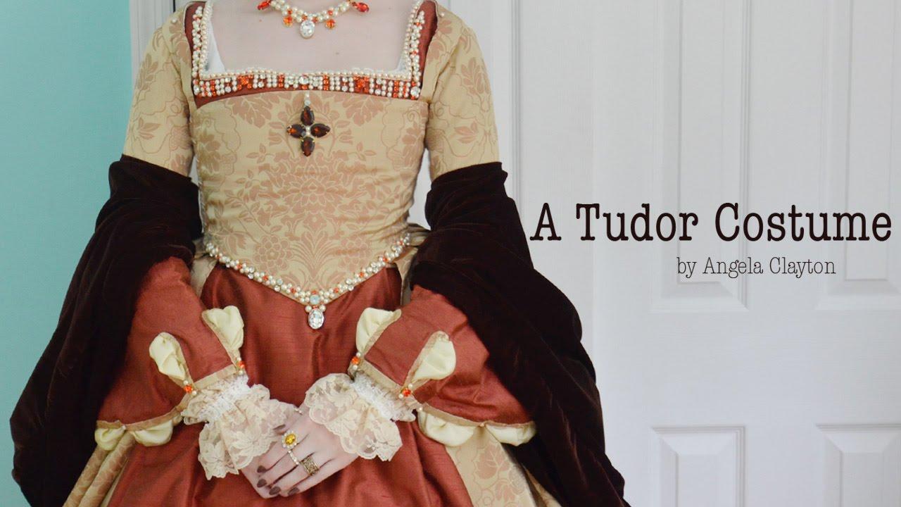 A Tudor Costume - YouTube