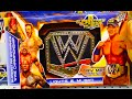 WWE CHAMPIONSHIP SUPERSTAR ENTRANCE BELT with LIGHTS & MUSIC [John Cena] PRODUCT REVIEW
