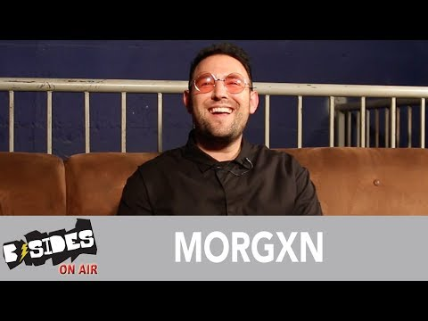 """morgxn Talks Reworked Version of """"Home"""", Covenant House Inspiration"""