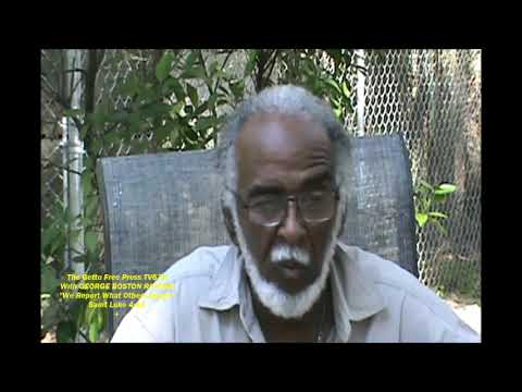 Getto Free Press TV679 With Artist And Author JOHN H  ROBINSON Sit Down Talk