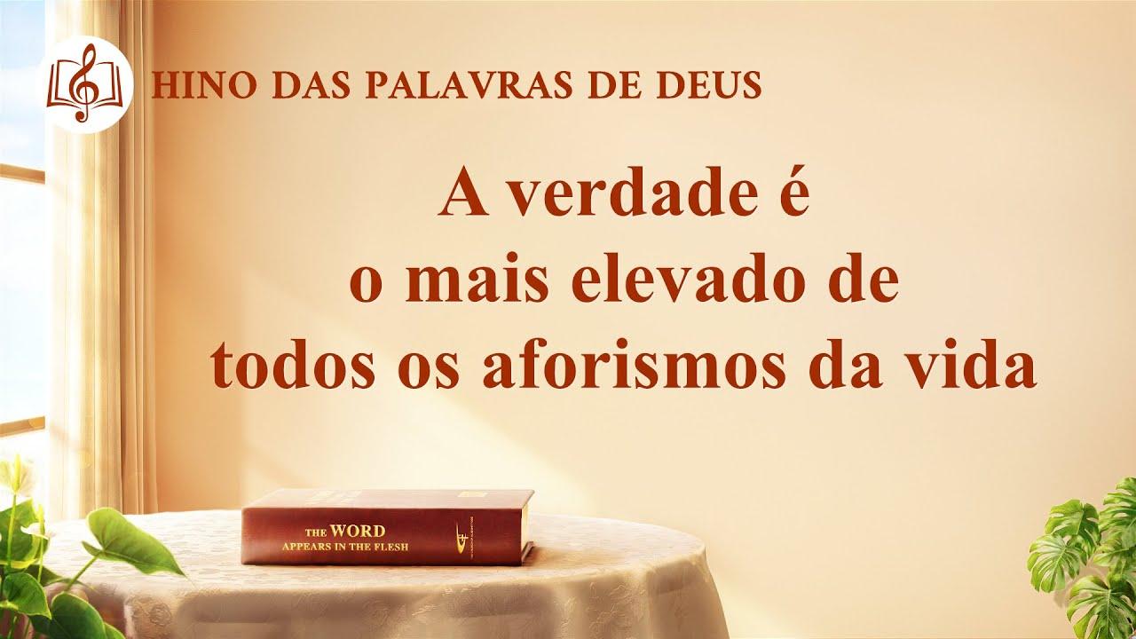 "Hino Avulso - ""A verdade é o mais elevado de todos os aforismos da vida"" (Letra)"