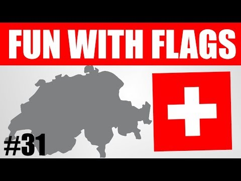 Fun With Flags - Switzerland | Why is it Square?