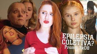 ETHEL MORRE? EPILEPSIA COLETIVA? 😱 Promo Riverdale 3x08