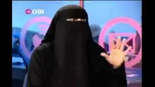 منقبة سعودية وهابية تتحدث عن الجنس و قواعد المص و اللحس 2014