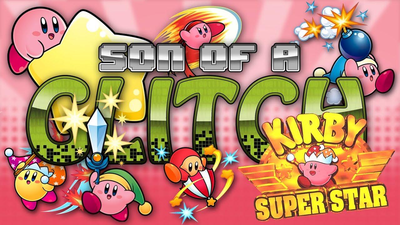 Kirby Super Star Glitches Son Of A Glitch Episode 65