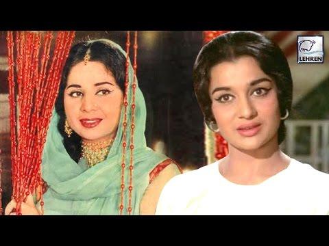 When Geeta Bali Did Asha Parekh's Make Up?
