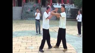 Repeat youtube video 八卦變幻掌用法 Bagua Applications
