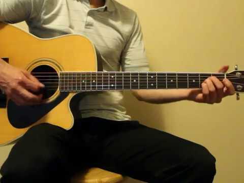 Do I Make You Wanna - Billy Currington - Guitar Lesson