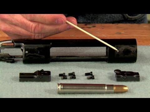Gunsmithing - Making the Scope Base Mounting Screws Nearly Perfect