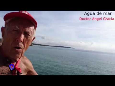 Doctor Angel Gracia Transfusion Marina / Programa Sorbos de Mar
