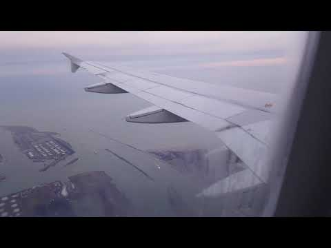TIMELAPSE | Air France | Marseille - Amsterdam | A319 [Fly Events series]